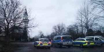 Pforzheim Fatih Cami bomba ihbarı nedeniyle boşaltıldı