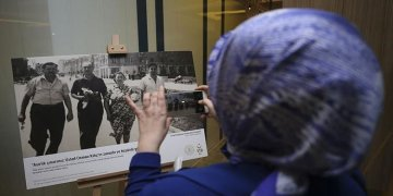 Türk insanının 60 yıllık Avrupa hikayesi sergisi