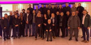 ATYD Genel Kurulu'nda birlik mesajı