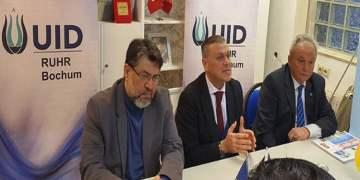 UID Bochum şubesi genel kurulu yapıldı