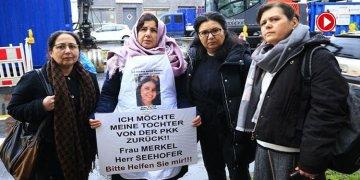 """Kızı PKK tarafından kaçırılan anne Maide T.:""""Çocuklarımız için hep beraber bu savaşı verelim."""""""