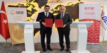 YTB ve DEİK, Uluslararası Ticaret İlişkilerini Geliştirecek İş Birliği Protokolü İmzaladı