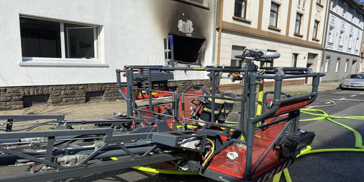 Bochum'da yangında bir ölü
