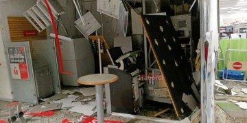 Wuppertal'de iki bankamatik havaya uçuruldu