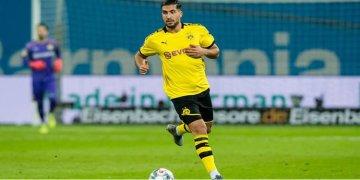 Borussia Dortmund idmanlara başladı