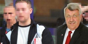 Vali katili Neo Nazi Stephan E.'in dosyası kayıp