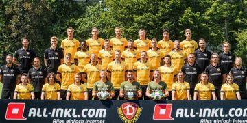 Dynamo Dresden'de 9 futbolcunun koronavirüs testi positif çıktı
