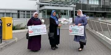 Kocatepe ve Repelen Camileri Ramazan yardımlarına hız verdi