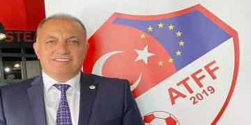 ATFF'ye 'Yıldız' başkan