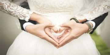 Düğünde korona paniği