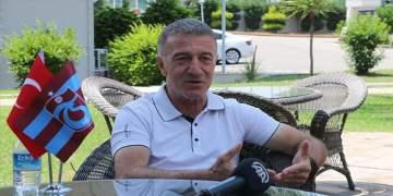 """Ağaoğlu:""""Transferlerimiz Avrupa'da konuşuluyor"""""""