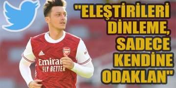 Mesut Özil, Twitter'dan takipçilerinin sorularını cevapladı