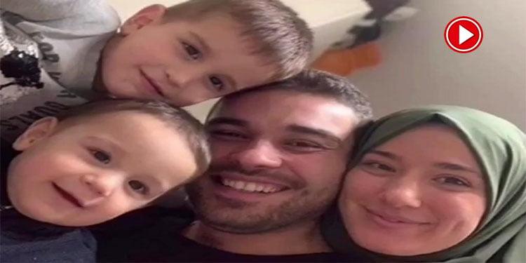 Altınkaya ailesi çocuklarına kavuştu (VİDEO)
