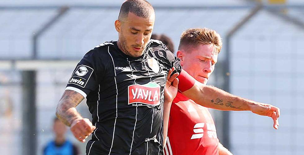 Münih Türkgücü 3. Lige puanla başladı