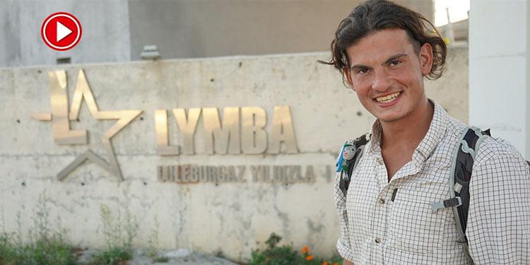 64 günde Almanya'dan Türkiye'ye yürüyerek gitti (VİDEO)