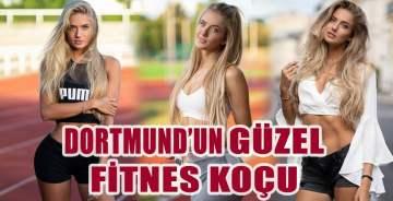 En çekici atlet Dortmund'un yeni fitnes koçu