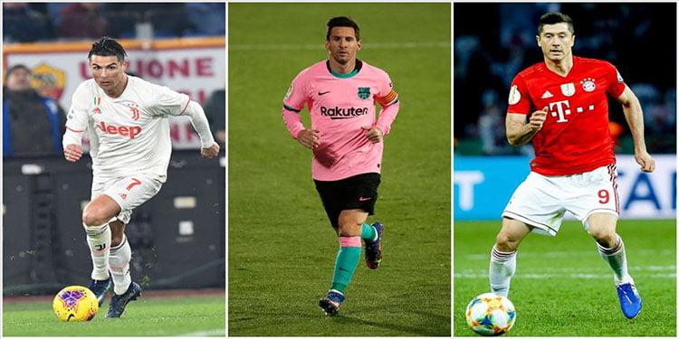 Şampiyonlar Ligi'nde gol krallığı yarışı heyecanlı geçecek