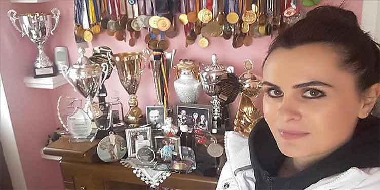"""Eski milli halterci Nurcan Taylan:""""Hayal etmek başarıya giden ilk yoldur"""""""