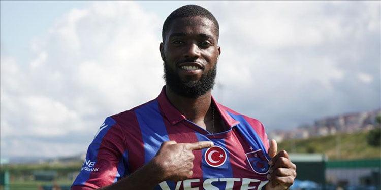 Trabzonspor Djaniny Semedo'yu transfer etti