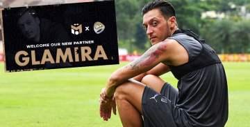 Mesut Özil'den DEV sponsorluk anlaşması!