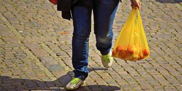 Almanya'da plastik poşet kullanımı 2022'den itibaren yasaklanacak