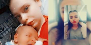 İki aylık bebeğiyle kayıplara karıştı