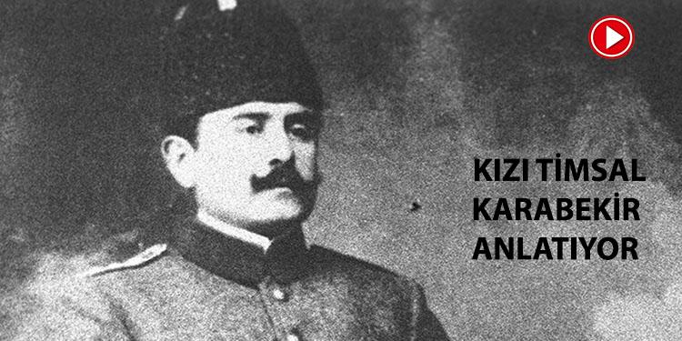 İstiklal Mücadelesinin büyük kumandanı Kazım Karabekir, vefatının 73. yılında yad ediliyor (VİDEO)