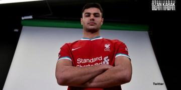 Ozan Kabak, Liverpool formasını giymek için sabırsızlanıyor
