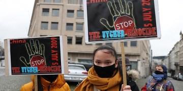 Uygurlara uygulanan zulüm 'soykırım' olarak tanınsın talebi