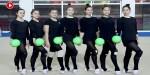 """Avrupa'nın """"altın kızları"""" gözünü Dünya Kupası'na dikti (VİDEO)"""