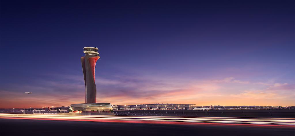 İstanbul Havaalanı'nın yeni görüntüsü