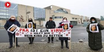 Kızını PKK'nın kaçırdığı annenin eylemi bir yıldır sürüyor (VİDEO)
