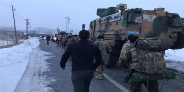 Askeri helikopter düştü: 9 şehit