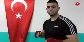 Gurbetçi boksör Mehmetcan'ın hedefi olimpiyat kotası (VİDEO)