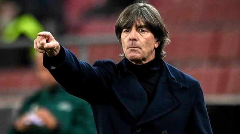 Almanya Milli Futbol Takımı Teknik Direktörü Löw, EURO 2020'den sonra görevini bırakacak