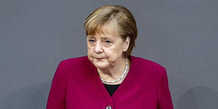 """Almanya Başbakanı Merkel: """"Virüsü birlikte yeneceğiz"""""""