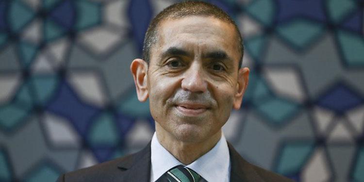 Prof. Dr. Uğur Şahin'den 1 trilyon doz aşı hedefi
