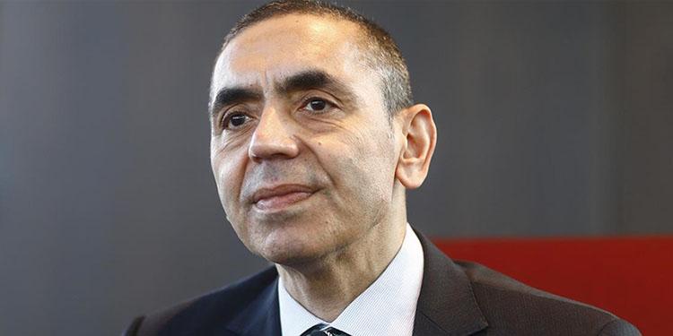 """BioNTech'in kurucu ortağı Uğur Şahin: """"Aşı helal"""""""
