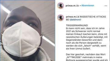 Almanya'da Gana kökenli dansçıya markette ırkçı hakaret
