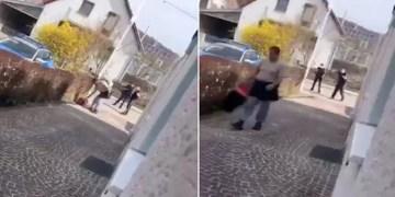 Almanya'da polisin silahla vurduğu 66 yaşındaki Türk ağır yaralandı