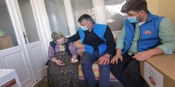 Balkanlarda DİTİB yardımı