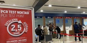 Türkiye'ye uçakla gelecek yolculardan 15 Mayıs'tan itibaren PCR testi istenmeyecek