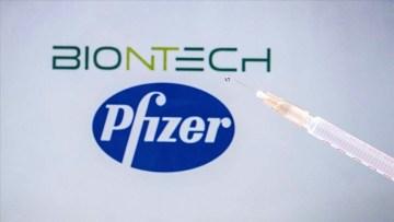 Pfizer-BionTech aşısının 3. dozu değerlendiriliyor