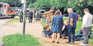 Almanya'da Türk aileye ırkçı saldırı