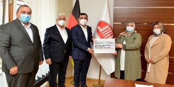 Almanya'daki Türk kadınlarından Bozkurt ilçesinde selden zarar görenlere destek