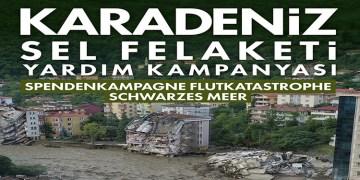 DİTİB, Karadeniz bölgesindeki sel felaketinin mağdurları için yardım kampanyası başlattı