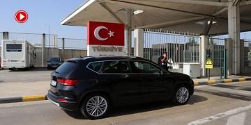 Avrupalı Türklerin dönüş yolculuğu başladı (VİDEO)