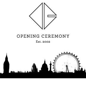 Opening Ceremony Opening A London Store For The 2012 Olympic Games