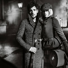 Burberry Autumn Winter 2012 2013 Ad Campaign Preview