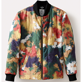 Adidas Originals x Opening Ceremony Reversible Sports Jacket